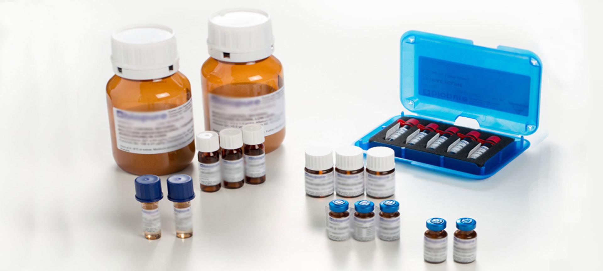فروش مواد مرجع آزمایشگاهی