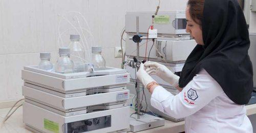 آزمایشگاه برتر معیاردانش پارس