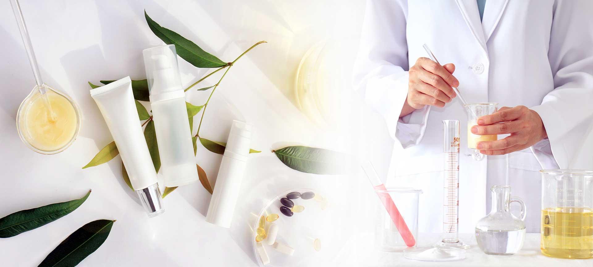 آزمون های خاص فرآورده های آرایشی بهداشتی