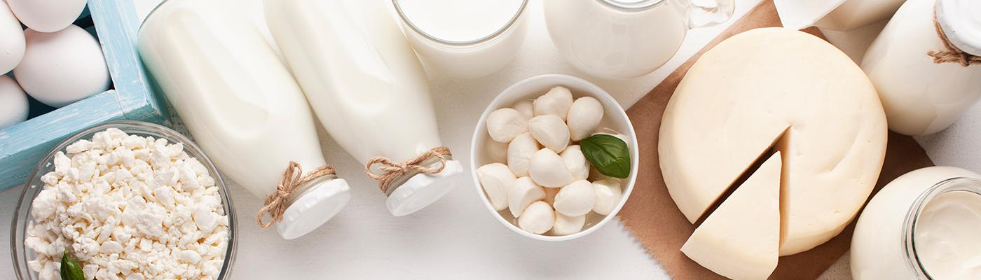 آزمون شیر و فرآورده های لبنی