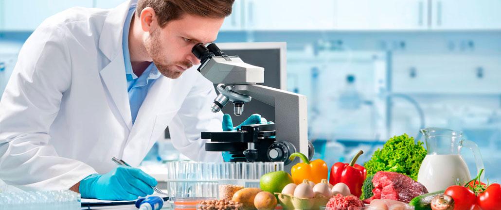 آزمایشگاه کنترل کیفیت مواد غذایی