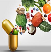 اندازه گیری ویتامین ها در مواد غذایی